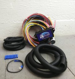 details about wire harness fuse block upgrade kit for bmw hot rod rat rod street rod review [ 1500 x 1500 Pixel ]