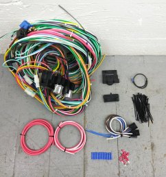 1948 1952 ford truck wire harness upgrade kit fits painless update complete bar product description c [ 1500 x 1500 Pixel ]