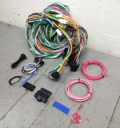 1968 1972 nova wire harness upgrade kit fits painless circuit fuse update new bar product description c [ 1500 x 1500 Pixel ]