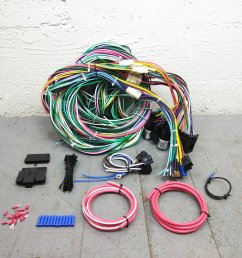 1962 1984 porsche alambre arn s kit de actualizaci n cabe circuito rh ebay com painless wiring harness chevy truck painless wiring diagram [ 1500 x 1500 Pixel ]