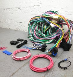 1949 1964 studebaker wire harness upgrade kit fits painless update fuse block bar product description c [ 1500 x 1500 Pixel ]