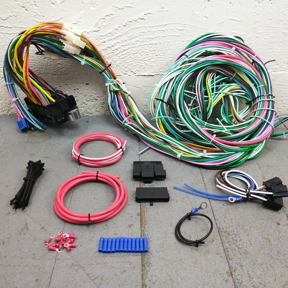 medium resolution of harness truck painless kits wiring price84chev  adjustable electric rh neckcream co