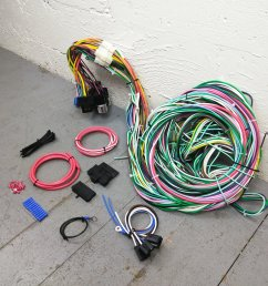 1967 1968 camaro 68 1974 nova wire harness upgrade kit fits painless fuse [ 1500 x 1500 Pixel ]