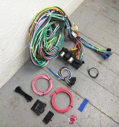 1951 1965 cadillac wire harness upgrade kit fits painless update complete new bar product description c [ 1500 x 1500 Pixel ]