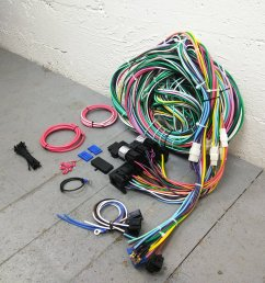 1964 1967 chevrolet wire harness upgrade kit fits painless fuse 1959 chevrolet impala painless performance wiring harness photo 2 [ 1500 x 1500 Pixel ]