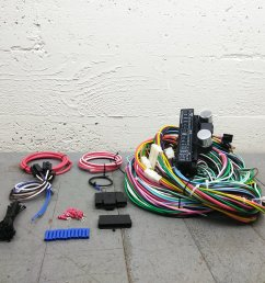 64 plymouth fury wiring harness wiring library 1965 1970 plymouth fury wire harness upgrade kit fits [ 1500 x 1500 Pixel ]