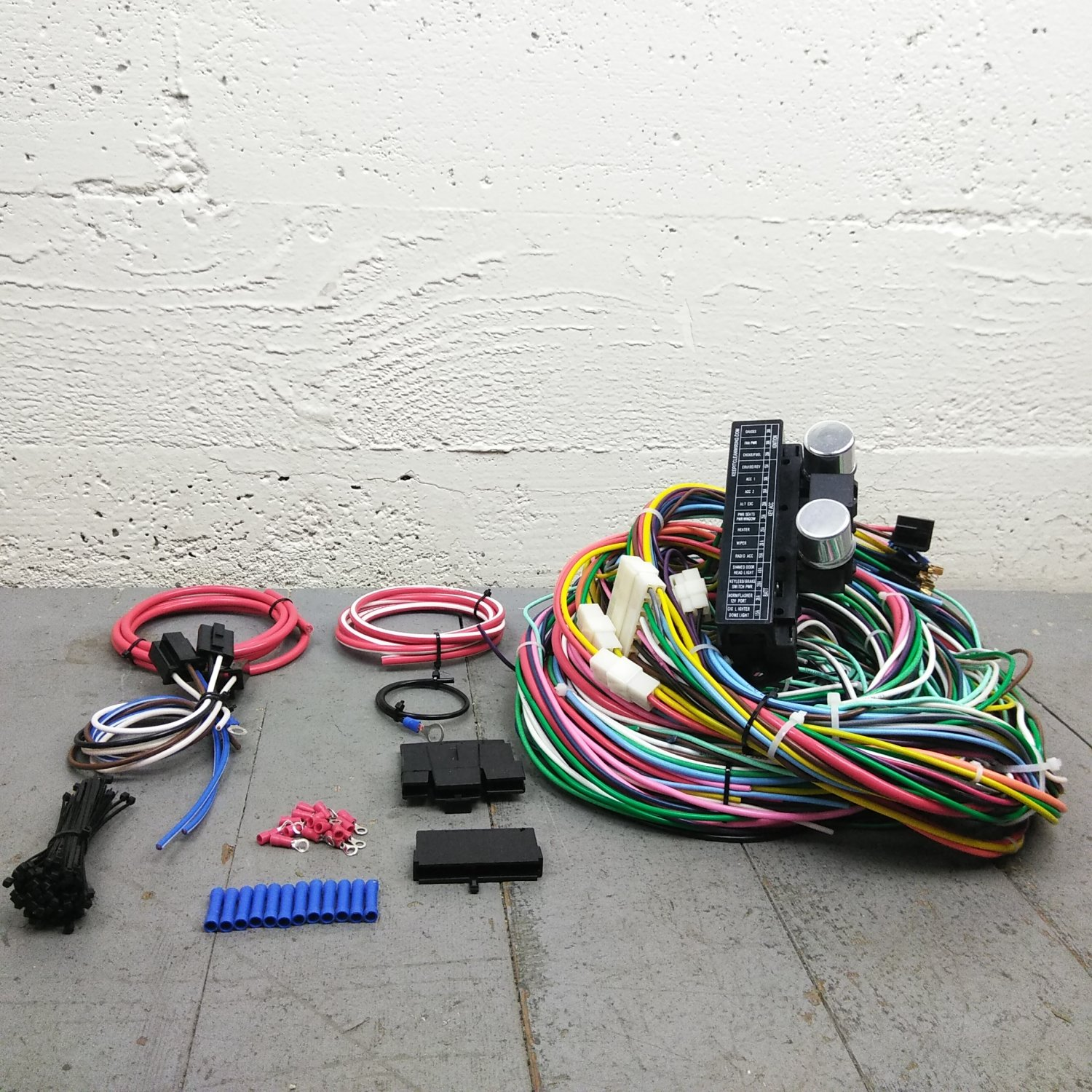 hight resolution of 64 plymouth fury wiring harness wiring library 1965 1970 plymouth fury wire harness upgrade kit fits