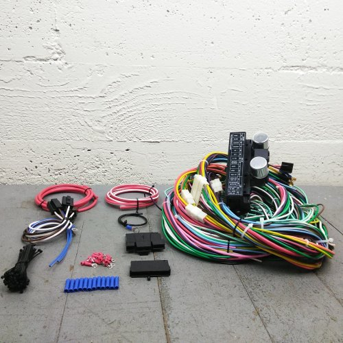 small resolution of 64 plymouth fury wiring harness wiring library 1965 1970 plymouth fury wire harness upgrade kit fits