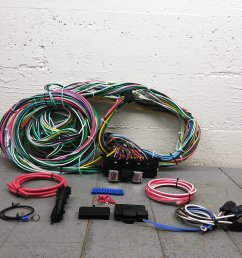 bmw 3 0cs csi 2800 e9 wire harness upgrade kit fits painless terminal circuit bar product description c [ 1500 x 1500 Pixel ]