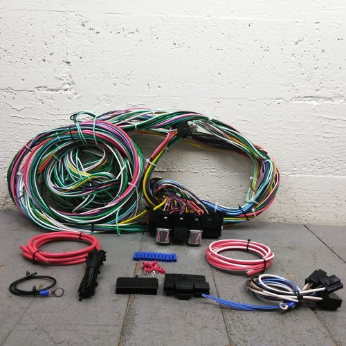 small resolution of bmw 3 0cs csi 2800 e9 wire harness upgrade kit fits painless terminal circuit bar product description c