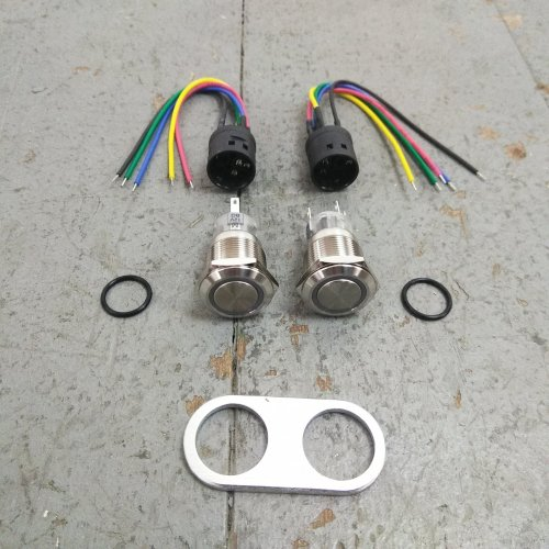 small resolution of 1948 56 f1 f100 ford truck power window kit cut to fit bolt in wiring harness bar product description c