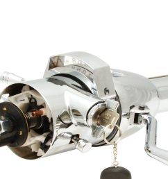 1937 1948 chevy 33 chrome tilt steering column keyed col shift gmc gm [ 1500 x 1500 Pixel ]