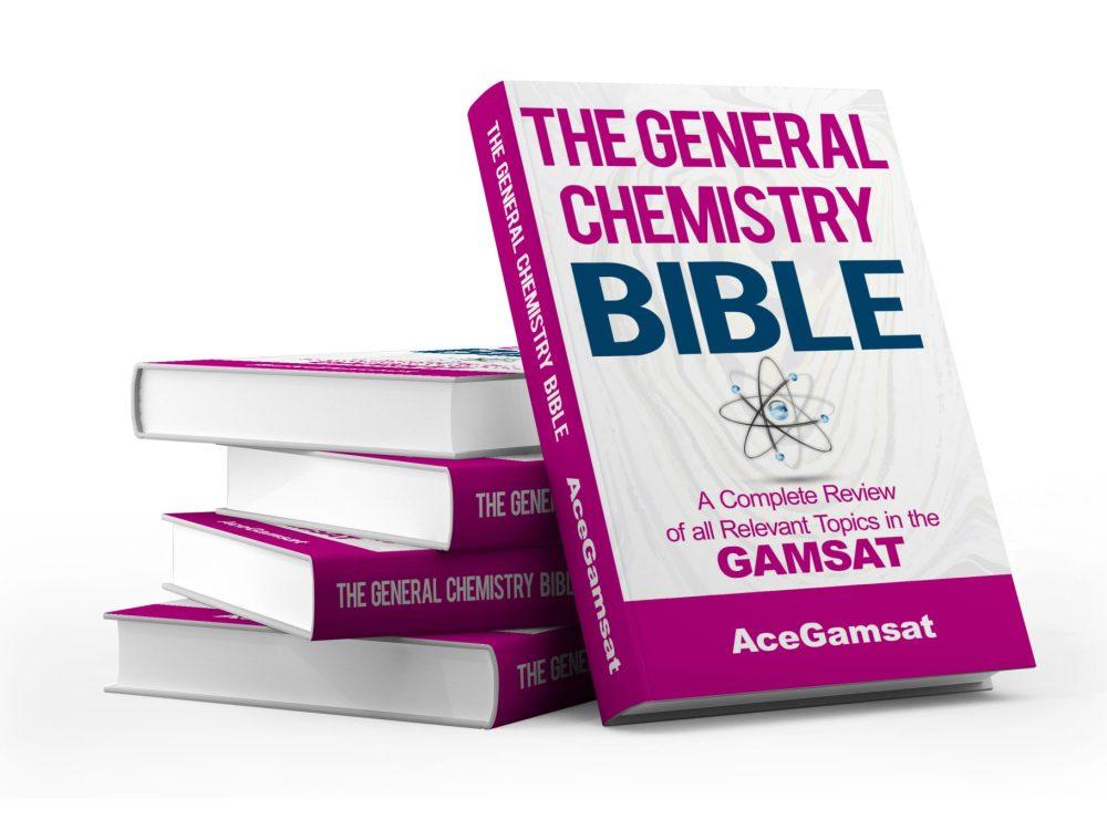 gamsat general chemistry bible