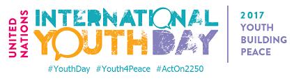 Dia Internacional da Juventude: celebrando os jovens construindo paz