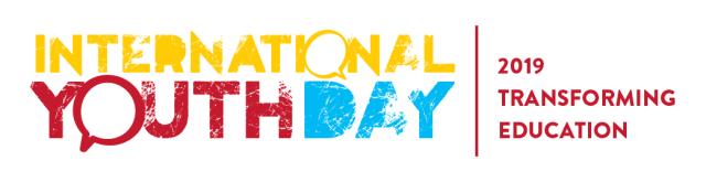 Dia Internacional da Juventude   Educação Transformadora