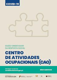 Divulga-se o Guião Orientador da Resposta Social CAO-ACEGIS
