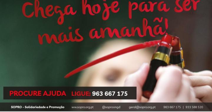 Camapnha Sopro ONGD-Violência Doméstica-ACEGIS
