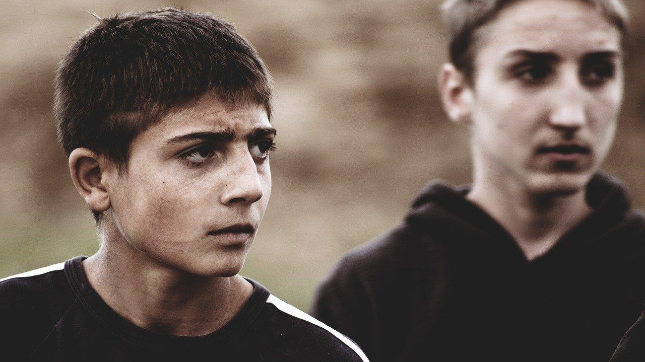 gipsy, young, boy-604214
