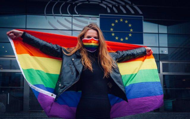 Parlamento declara a União Europeia uma '' Zona de Liberdade LGBTIQ ''-ACEGIS