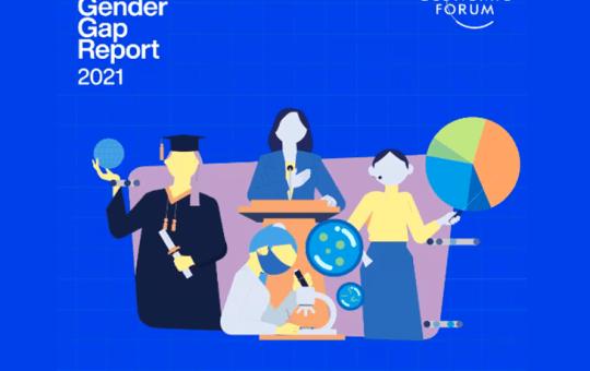 Fórum Económico Mundial-Indice Igualdade de Género 2021-ACEGIS