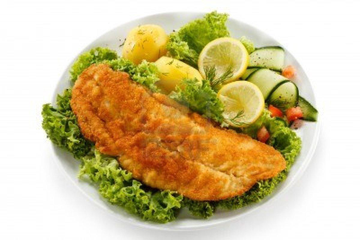 Receta de pescado blanco crujiente frito en aceite de coco for Como cocinar pescado