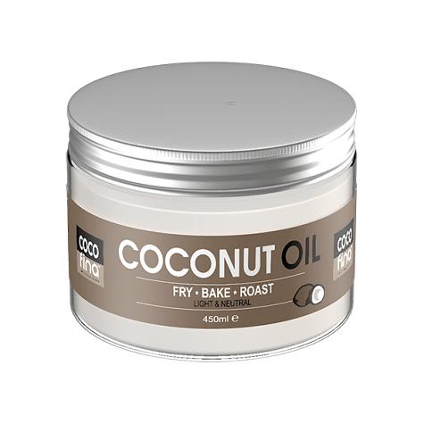 Aceite de Coco Virgen Certificado Cocofina
