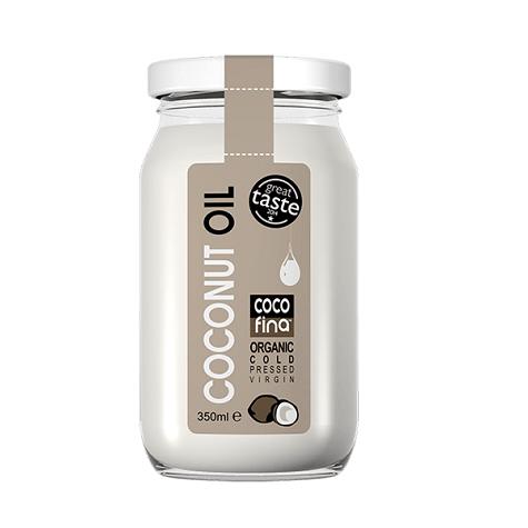 Aceite de Coco Virgen Ecológico Cocofina