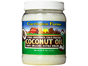 Comprar Aceite de Coco Virgen Extra Carrington Farms, 54 Ounce en Amazon