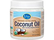 Comprar Aceite de Coco Virgen Extra Orgánico Viva Labs, 16 Ounce en Amazon