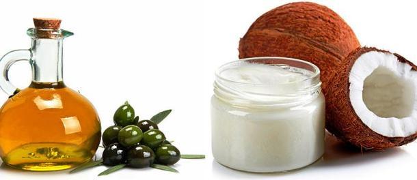 Aceite de Coco contra Aceite de Oliva