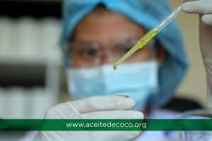 Aceite de Coco, un Antibiótico Natural
