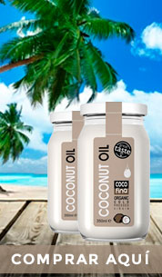 comprar Aceite de Coco Virgen Cocofina