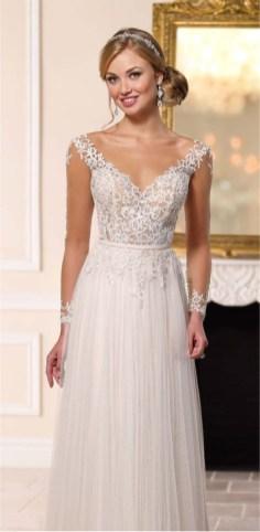 Vestido de Noiva - Corpo Pera