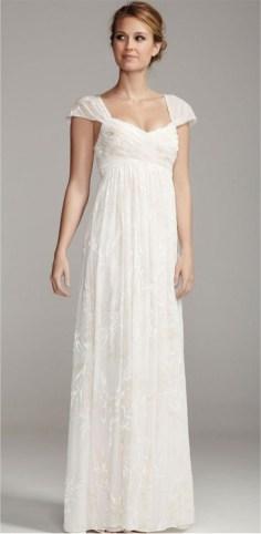 Vestido de noiva - Corpo Oval