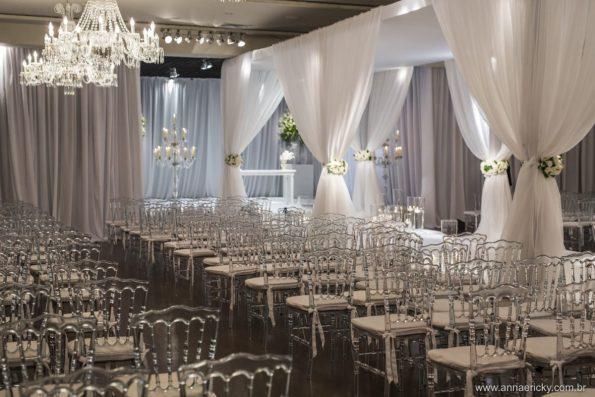 Cerimônia de Casamento Karina Flores