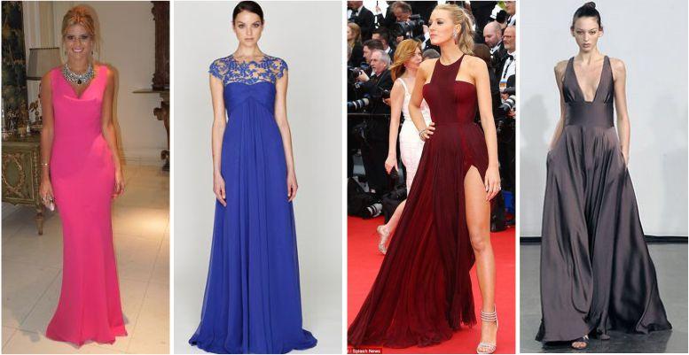 Modelos de Vestido de Madrinha