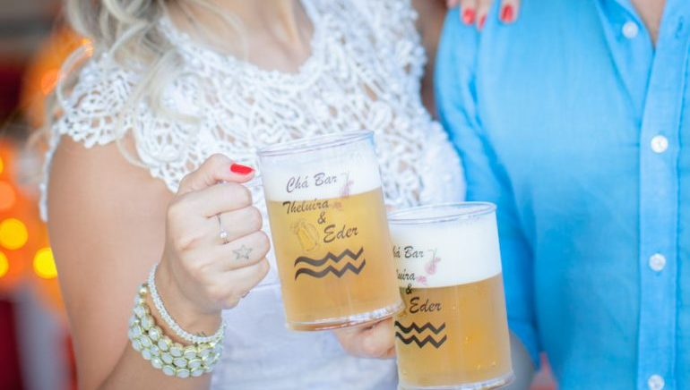 Chá Bar Thelu e Eder