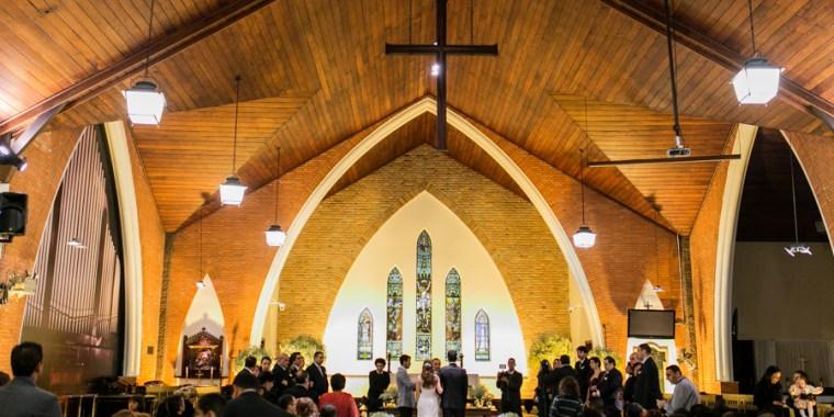 Igrejas para Casamento - Catedral Anglicana