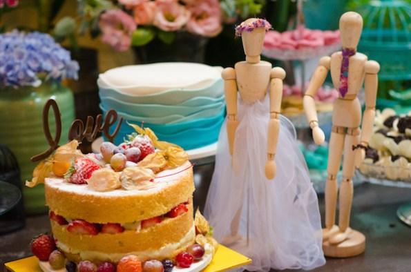 Decoração de Mini Wedding Moderno