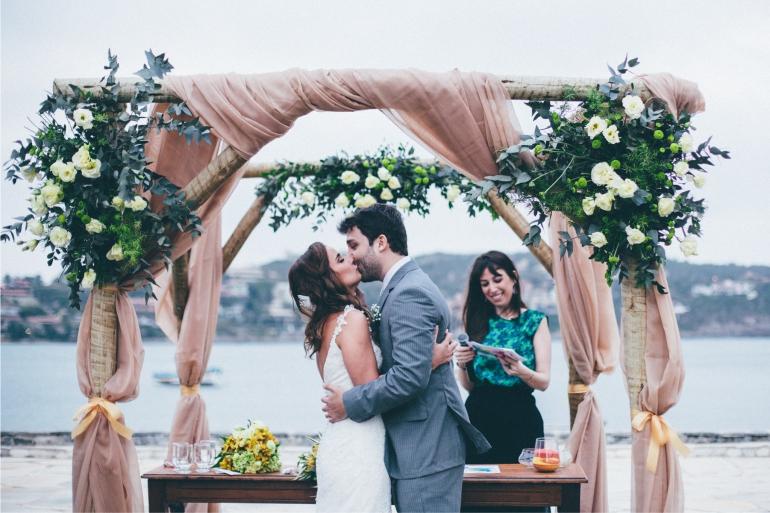 Paleta de Cores para Casamento