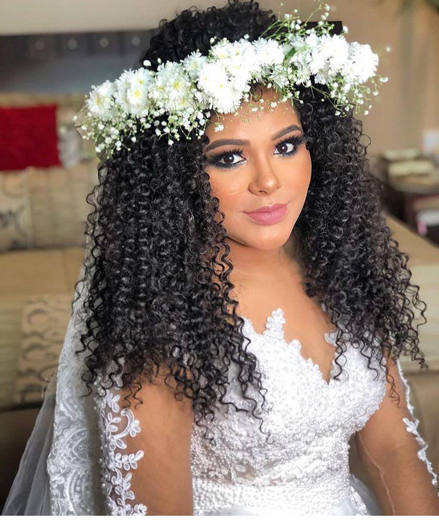 Maquiagem para Noiva: Casamento de Dia   Pele Negra