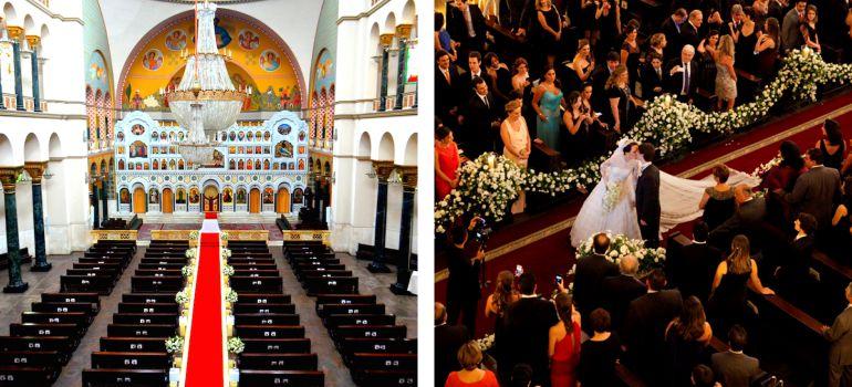 Casamento Catedral Ortodoxa