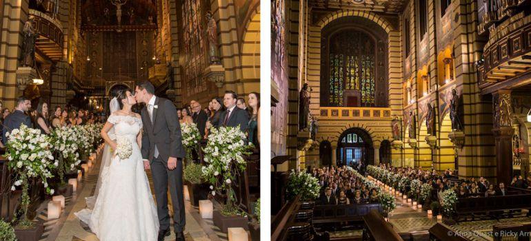 Casamento Mosteiro de São Bento