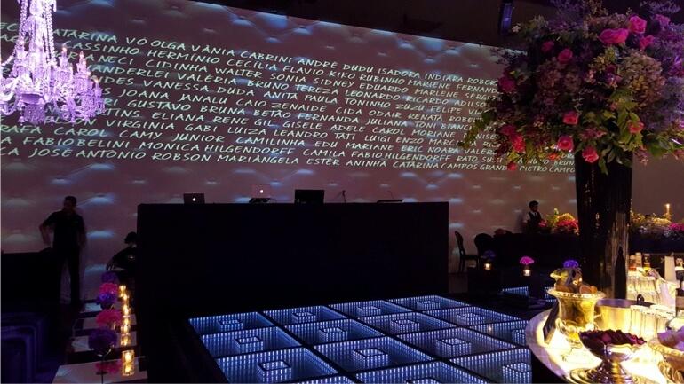 DJ para casamento em São Paulo - DB2 Produção