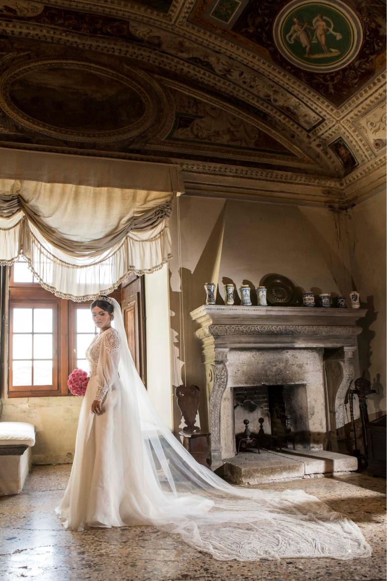 Destination Wedding na Itália - Lais e Paulo