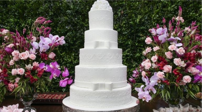 Flores para Casamento no Verão