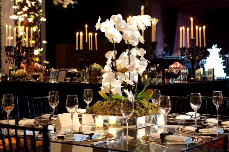 Flores para Casamento - Orquídeas