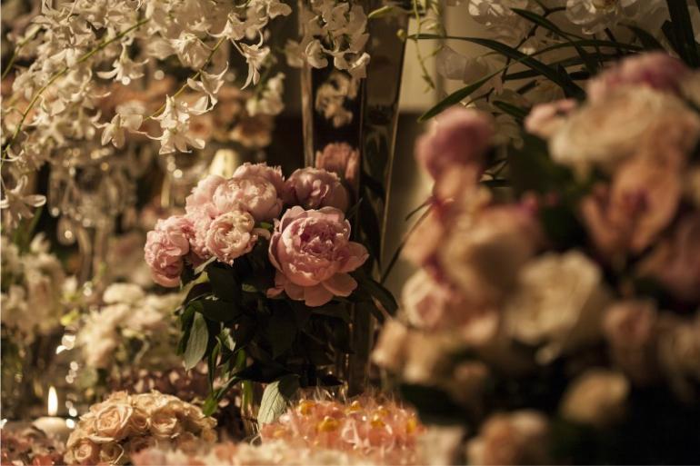 Flores para Casamento - Peônias