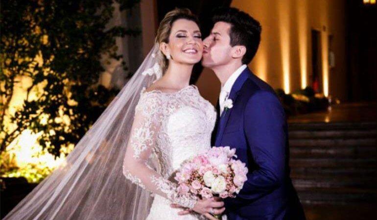 Casamento tradicional aline e Victor