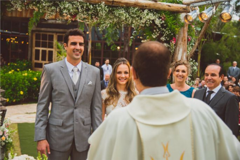 Dividindo despesas de Casamento
